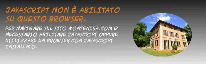 messaggio per javascript disabilitato